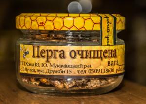 honey мед-perga