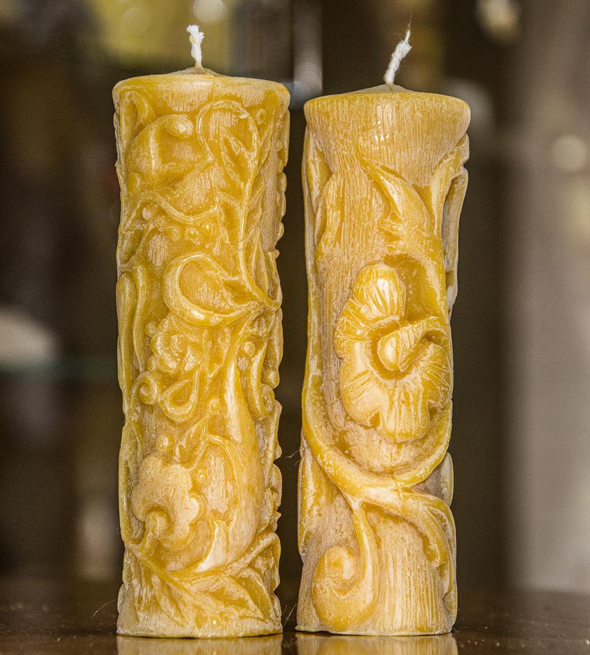 Воскові свічки